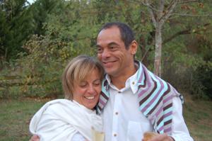 Françoise Riu et Georges Rafflin